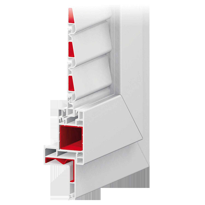 Igswindows klappladensysteme for Schiebefenster kunststoff