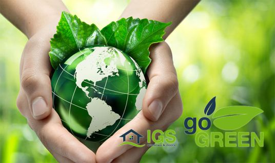 IGS windows & doors | goGREEN