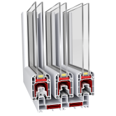 aluplast multi sliding